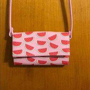 Dabney Lee Watermelon Mini Bag